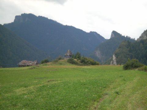 Małe Pieniny po stronie słowackiej