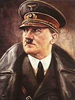 Adolf Hitler, demokratycznie wybrany przywódca narodu niemieckiego