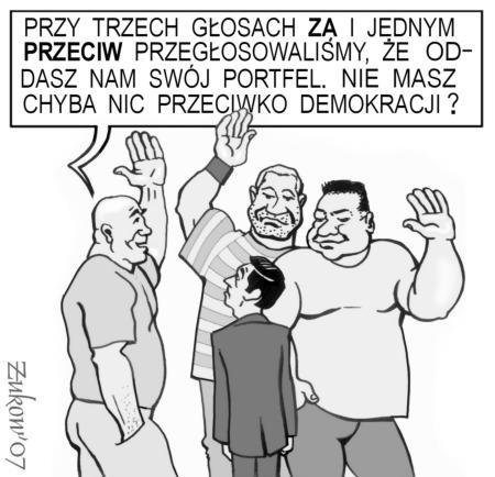 tłumaczenie demokracji w Krakowie