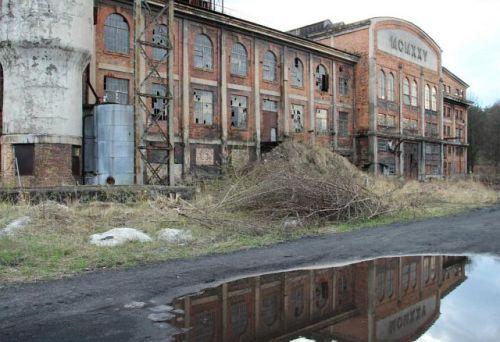 Zakłady Tworzyw Sztucznych Pronit-Pionki  (zdjęcie z  kwietnia 2012)