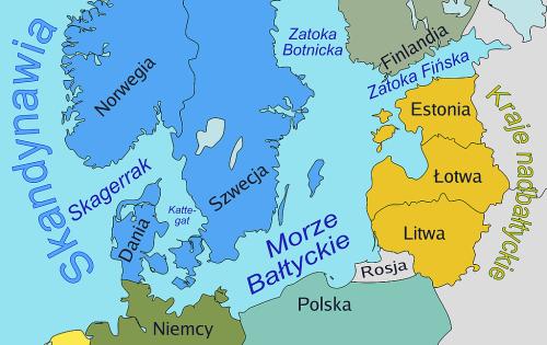 Kraje baltyckie