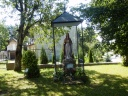 Mielnik - kapliczka przy kościele