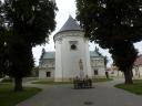 Radzyń Podlaski - Kościół pw Św. Trójcy