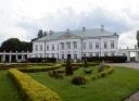 Radzyń Podlaski - park przy Pałacu