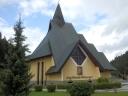 Ochotnica Górna - kościół p.w. Wniebowzięcia NMP