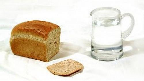 chleb i woda