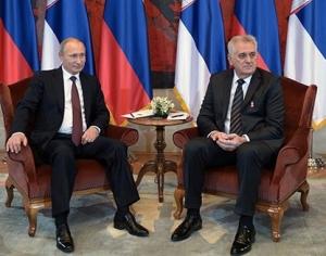 Nikolic-Putin