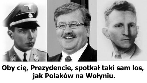 Bandera-Komorowski-Szuchewycz-mem