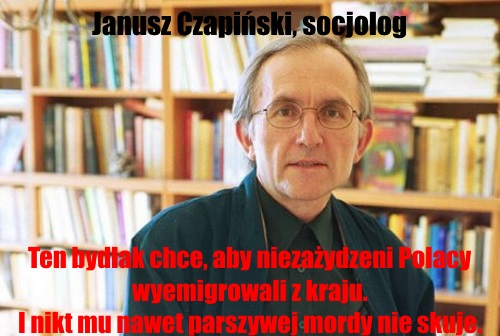Janusz Czapinski