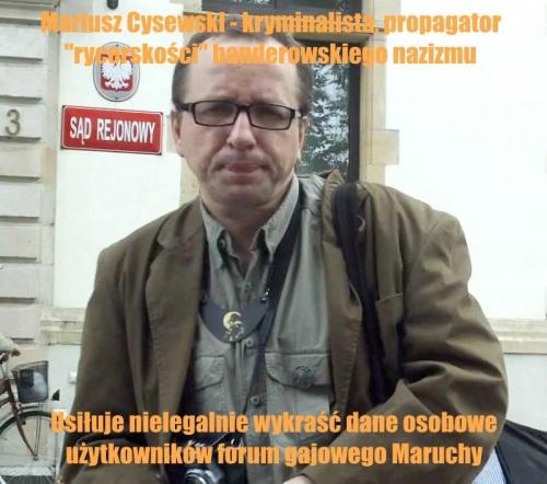 Mariusz Cysewski alt mem1