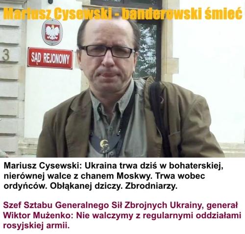 Mariusz Cysewski alt mem2