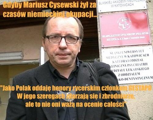 Mariusz Cysewski mem6