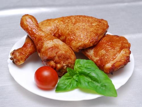 przysmaki pieczone z kurczaka