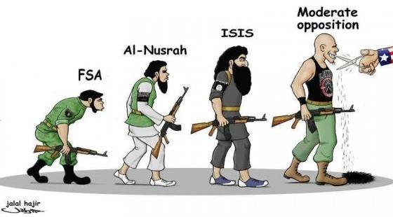 umiarkowany islam