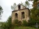 Terka - dzwonnica i miejsce po cerkwi pw. św. Proroka Ilii z XVIII wieku.