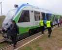 Festyn kolejowy w Łupkowie