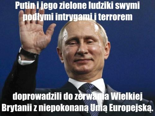 Brexit Putin