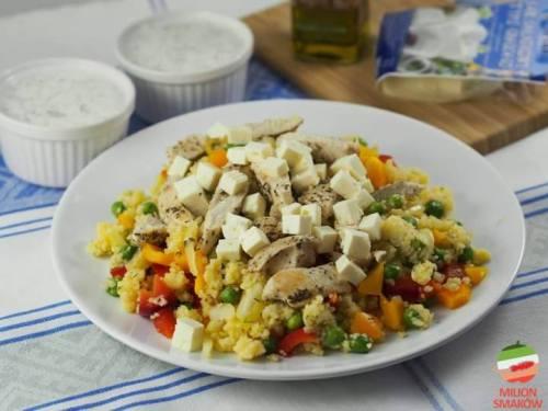 kurczak-kuskus-warzywa